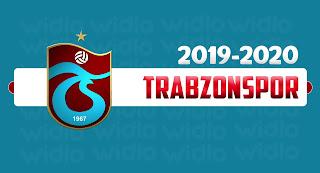 Trabzonspor 2019-2020 DLS/FTS Dream League Soccer Forma Kits ve Logo