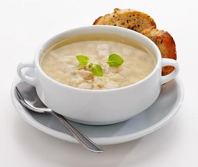 Sopa de Pollo DUKAN
