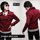 jas exclusive blazer SK22 red