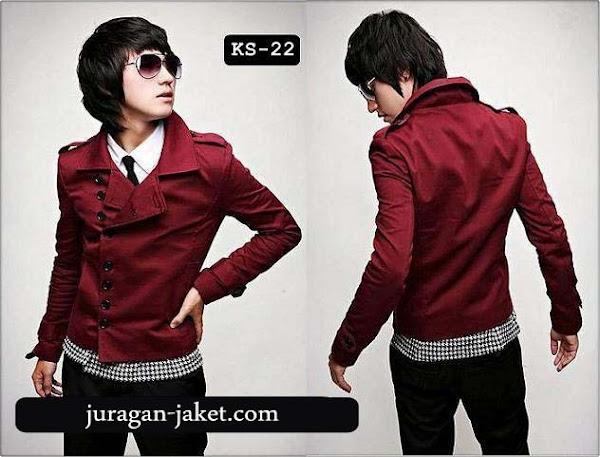jas exclusive blazer SK22 red