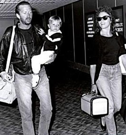 Famíla Clapton
