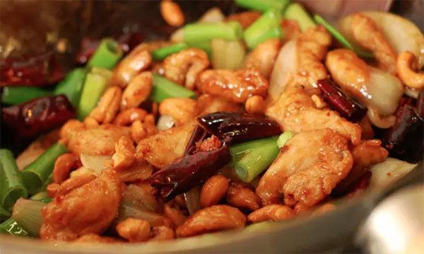 去泰國必吃的十道菜!腰果雞肉