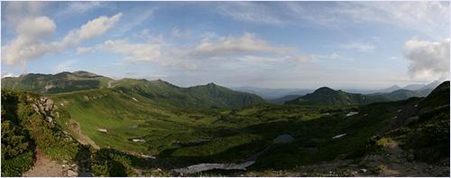 อุทยานแห่งชาติไดเซ็ตสึซัง (Daisetsuzan National Park)