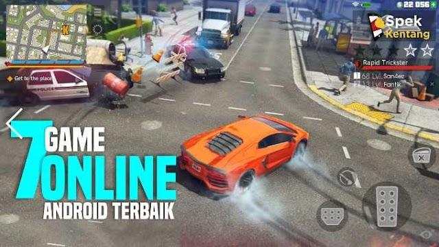 7 Game Online Terbaik di Android 2020