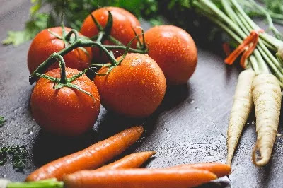 Fruits and vegetable for gardening