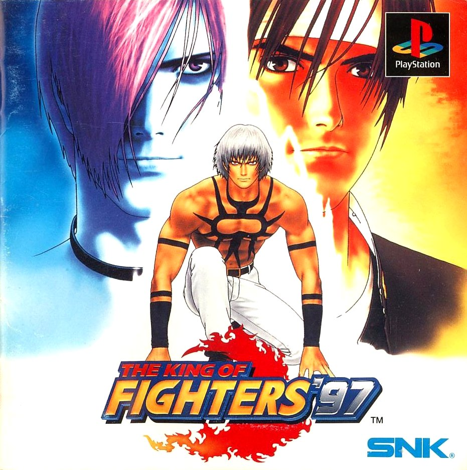 Ultra Rom Ps1 The King Of Fighters 97