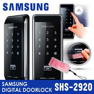 Samsung - Smart Door Lock SHS-2920