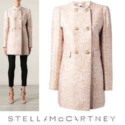 Princess Mary Style - STELLA McCARTNEY Coat