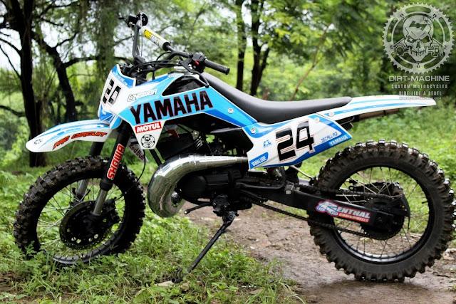 yamaha rx dirt bike