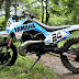 Yamaha RX 135 Dirt Bike Modified by Dirt Machine Custom Motorcycles