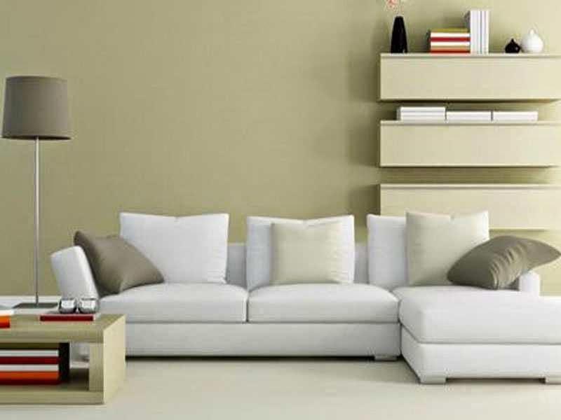Sofa Minimalis Ruang Keluarga