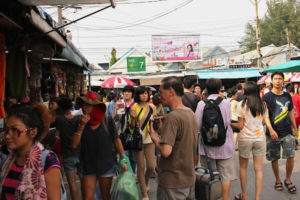 Mercado Chatuchak Bangkok - Mercado de fin de semana de Chatuchak