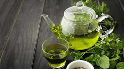 mengatasi masalah pada rambut dengan teh hijau