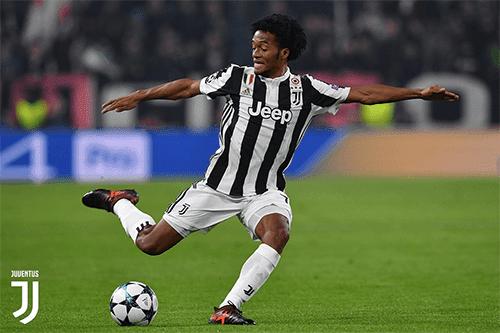Juan Cuadrado winger andalan Juventus