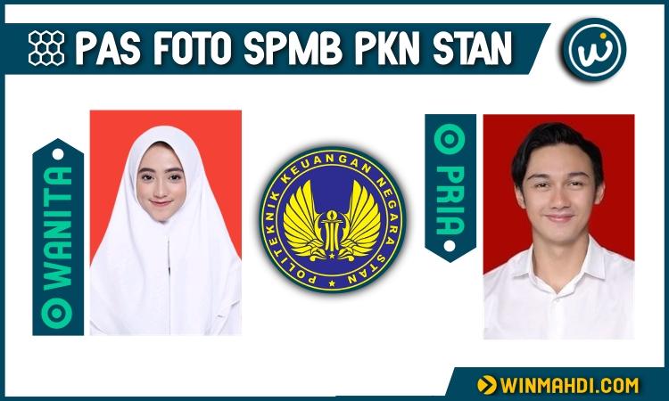 KETENTUAN PAS FOTO PKN STAN