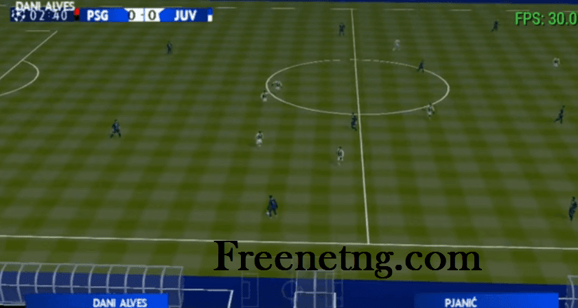 Free Download FIFA 2020 for PPSSPP, ISO File - FreeNetNG
