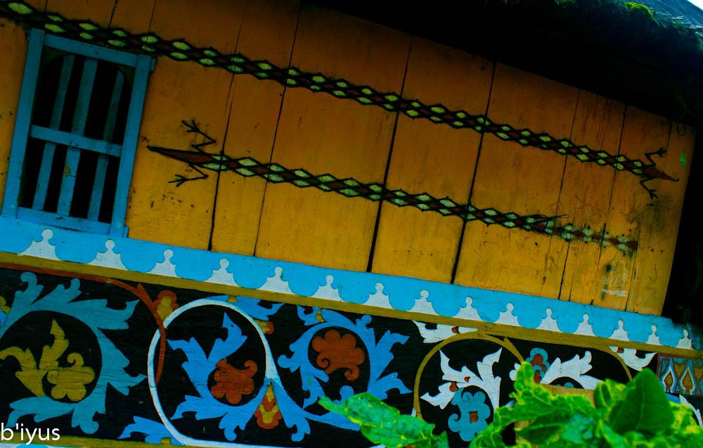 92 Gambar Ornamen Rumah Adat Karo HD
