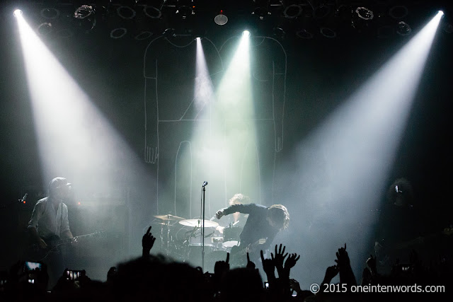 Catfish and the Bottlemen at The Phoenix Concert Theatre October 17, 2015 Photo by John at One In Ten Words oneintenwords.com toronto indie alternative music blog concert photography pictures