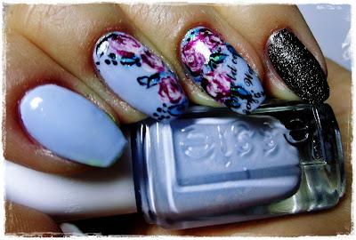 Flower Power Nails
