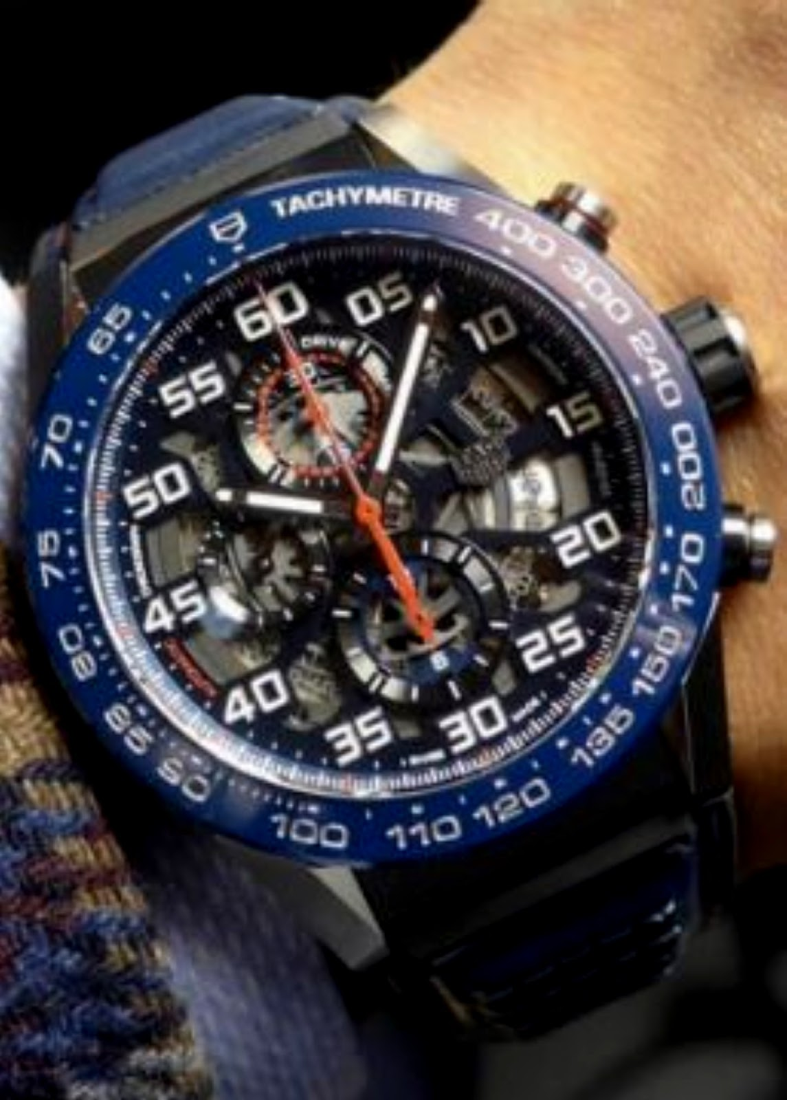 tag heuer enthusiast first impressions carrera drive. Black Bedroom Furniture Sets. Home Design Ideas