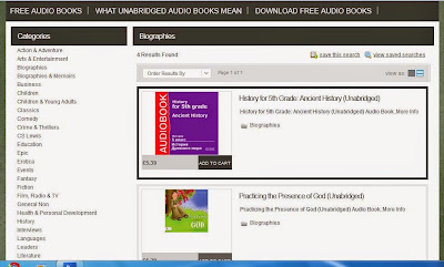 7 Website Download Audiobooks Bahasa Inggris Gratis