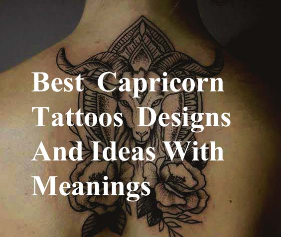 Zodiac Tattoos- All 12 Zodiac Signs Tattoos And Their Meanings