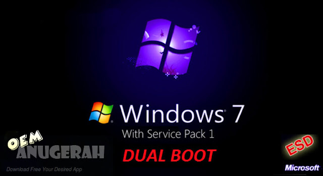 Windows 7 All in One 28in1 Diperbarui Jan 2020 Unduh