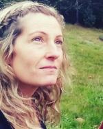 Profesora yoga Naiara Mandaluniz