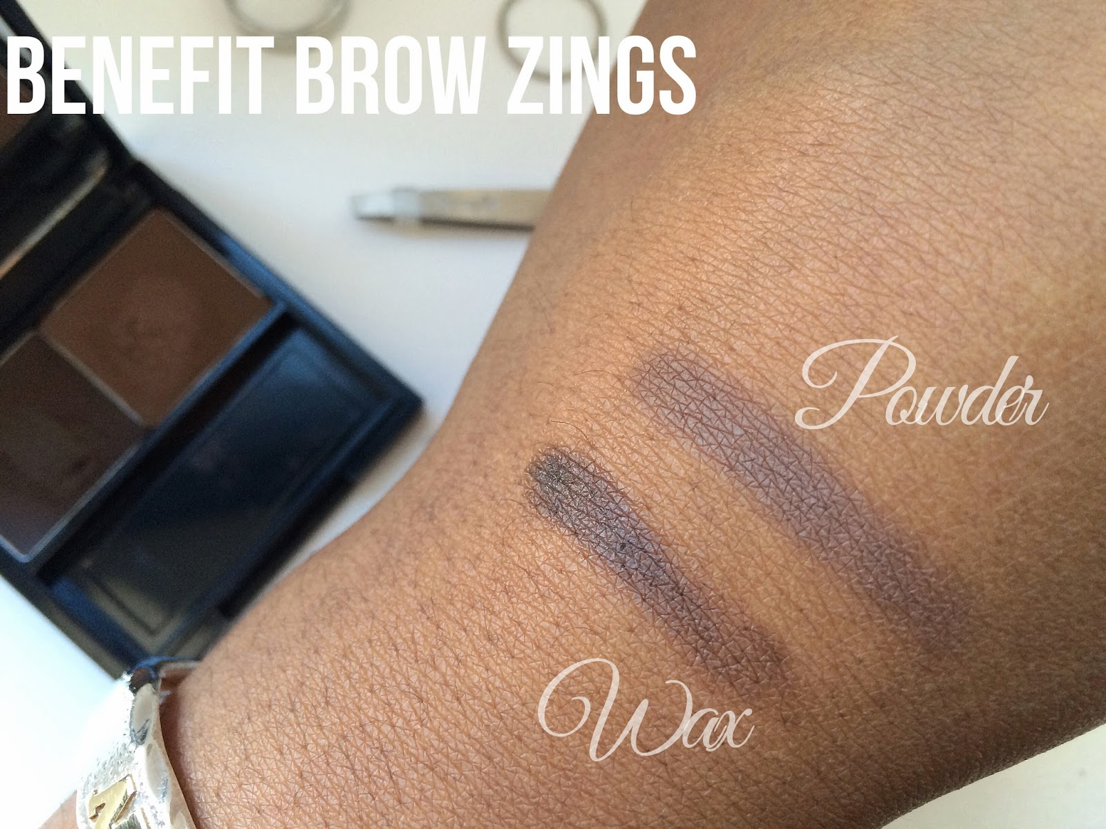 Brow Zings Eyebrow Shaping Kit by Benefit #6
