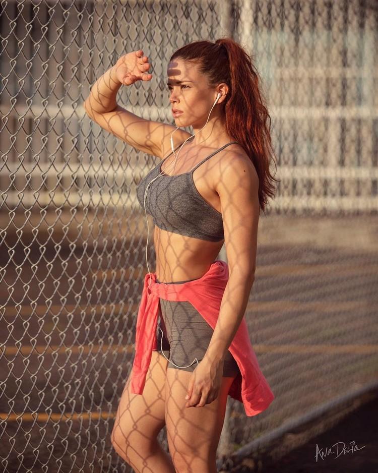 Ana Delia body fitness