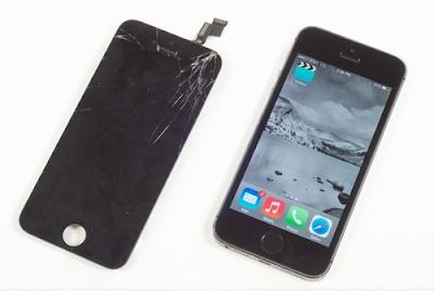 Thay mặt kính iPhone 5 uy tín