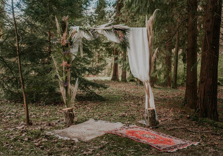 La magia de celebrar en el bosque_7