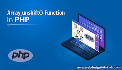 PHP array_unshift() Function