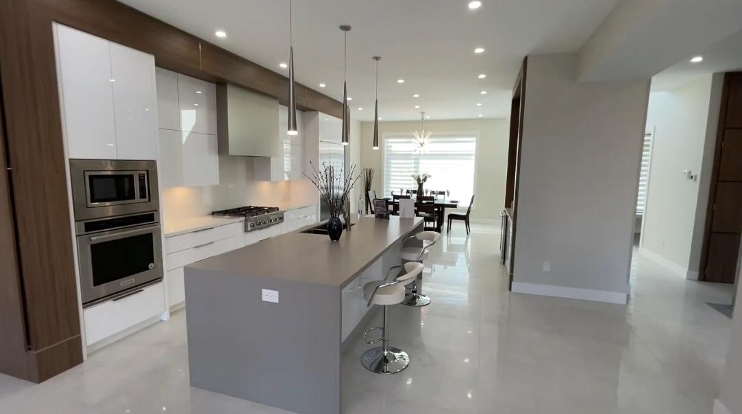 18 Interior Design Photos vs. 504 Sandmere Pl, Oakville, ON Luxury Home Tour