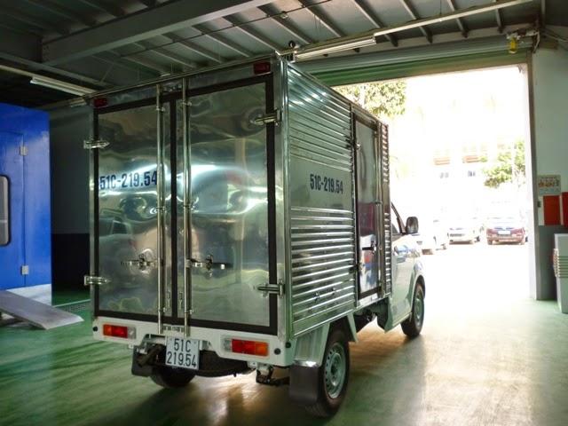 bán xe tải suzuki thùng kín 5