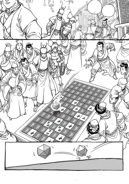 Chung Quỳ Truyền Kỳ Chap 48 - Next Chap 49