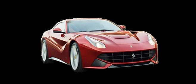 Mobil Mewah Ferrari F12 Berlinetta