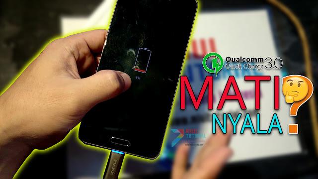 Sebenarnya Hardware atau Software yang Mempengaruhi Quick Charge by Qualcomm pada Smartphone Xiaomi? Tested Mi5