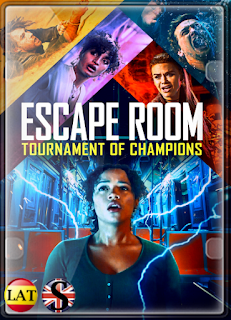 Escape Room 2: Reto Mortal (2021) WEB-DL 720P LATINO/INGLES