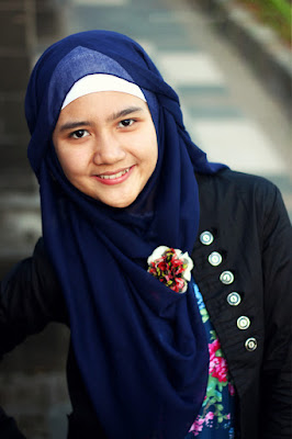model hijab rabbani model hijab rina nose