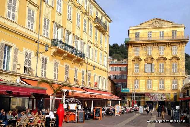 qué ver en Niza en un día