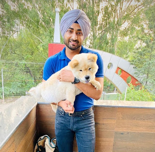 Ranjit Bawa Dog Name, Pics