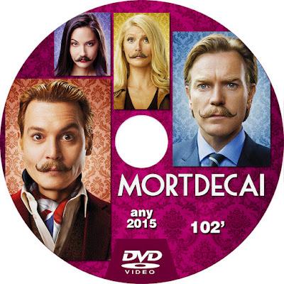 Mortdecai - [2015]
