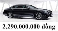 Giá xe Mercedes E200 Exclusive 2021