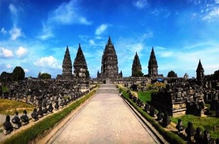 Wisata Candi Prambanan Yogyakarta
