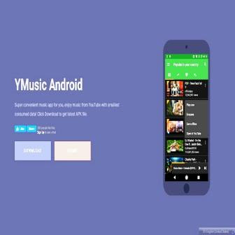 YMUSIC Gaa-Naa Music Apps Free Download