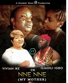 Vivian Ike – Nne Nne (Remix) Ft. Ojadiligbo