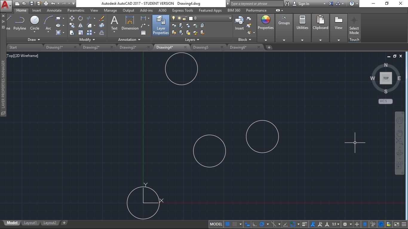 Drawing Lines In Autocad Using Coordinates : Krystel s autocad eportfolio