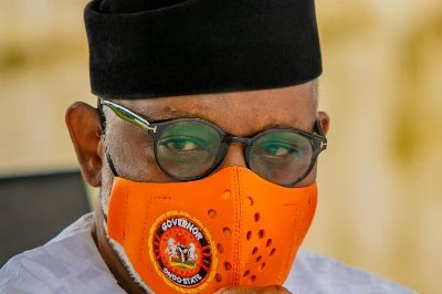 Breaking : Ondo State Governor, Akeredolu, Tests Negative To Covid19 Days After Testing Positive