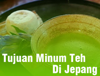 teh hijau jepang